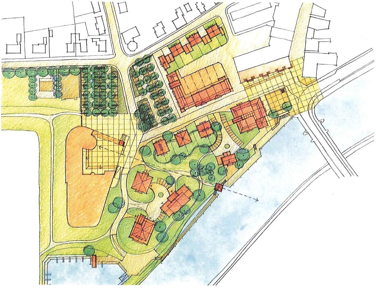 waterfront,urbanism  ,Dalfsen