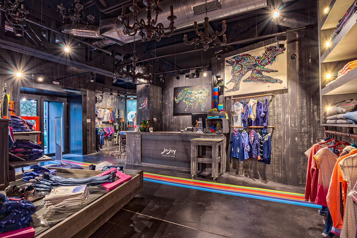 j&joy liège google maps business Street view shop Clothing