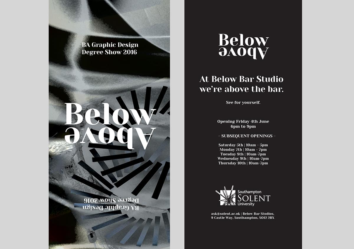 Identity / Solent Degree Show on Behance