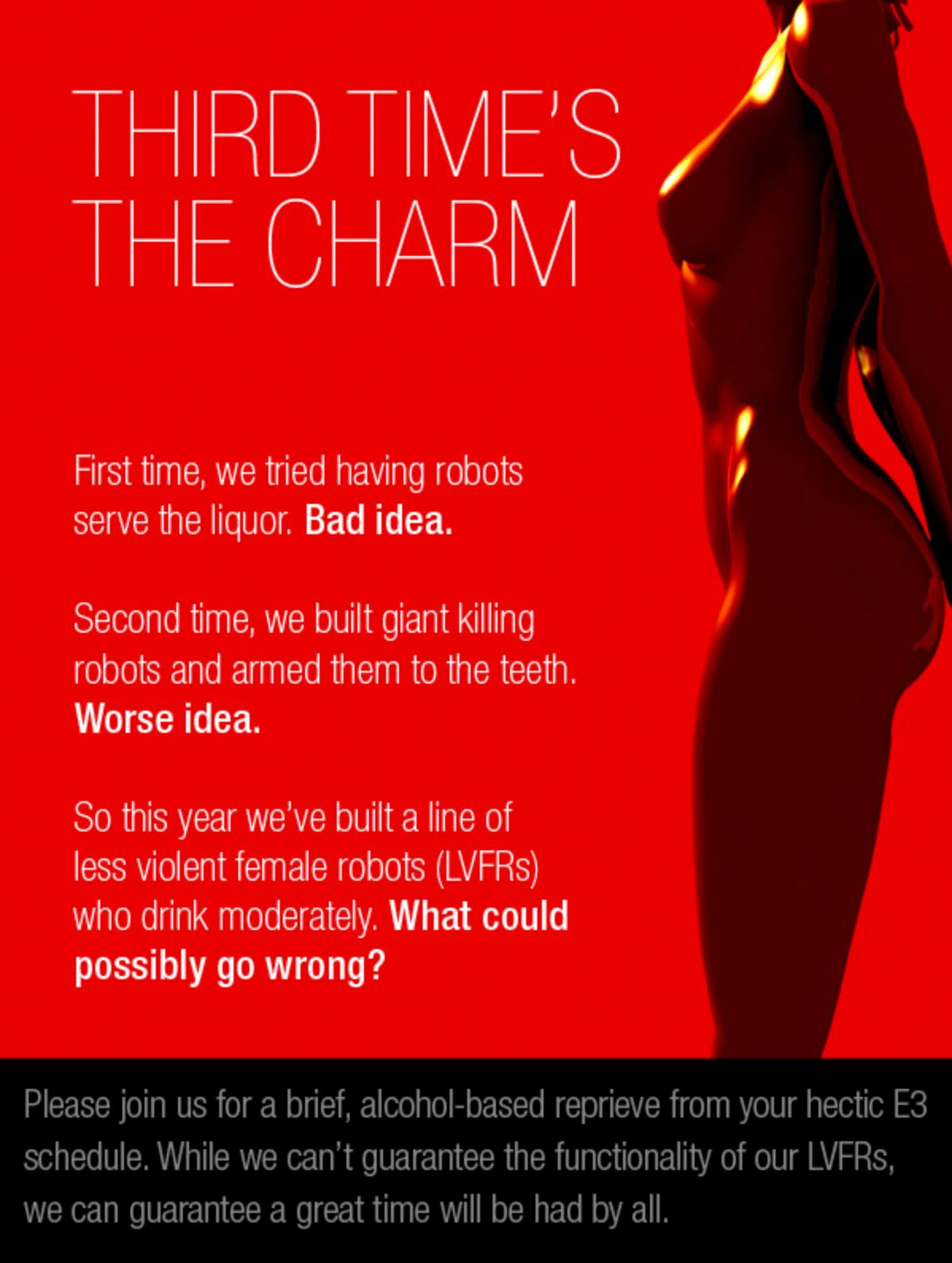 art direction  graphic design  ILLUSTRATION  copywriting  web development  Videogames E3 robots