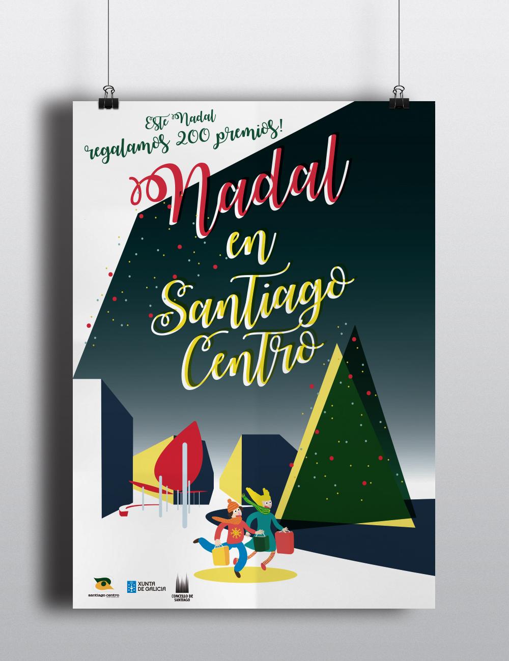 Christmas Shopping Santiago