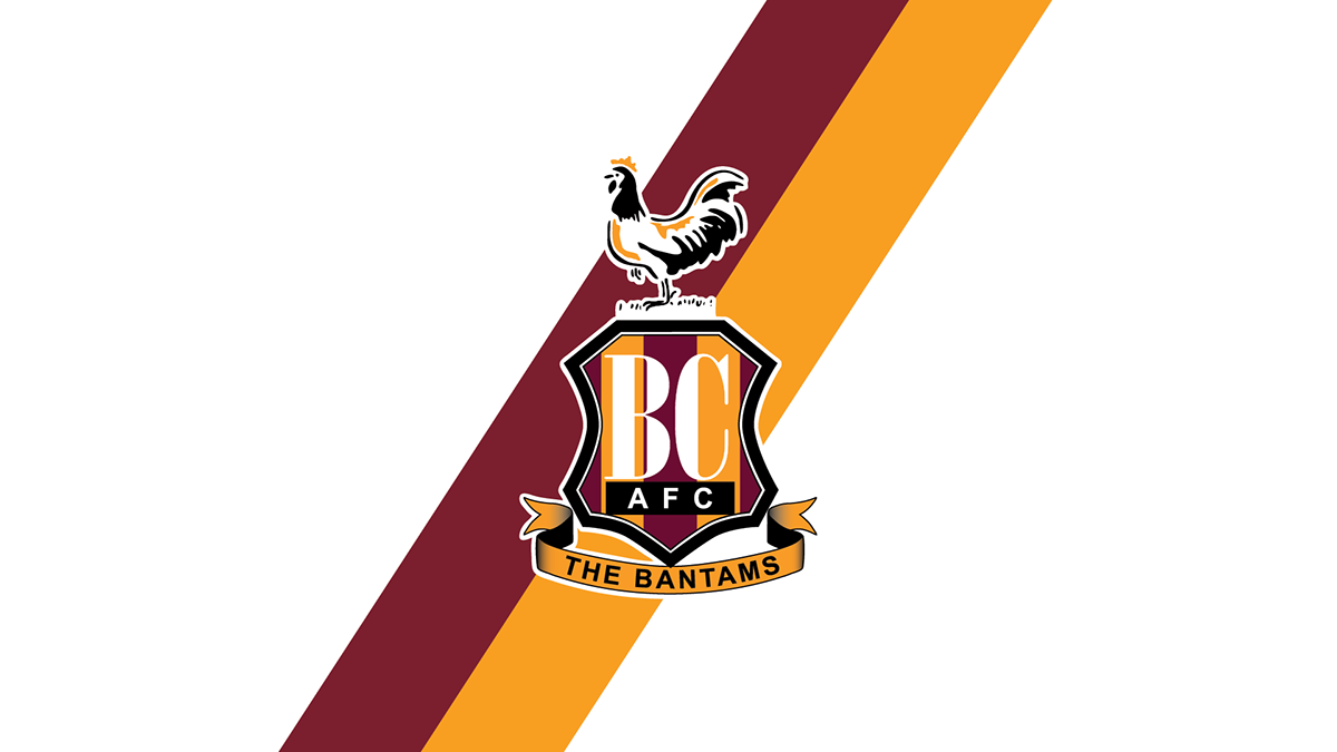 Bradford City Desktop Wallpaper On Behance