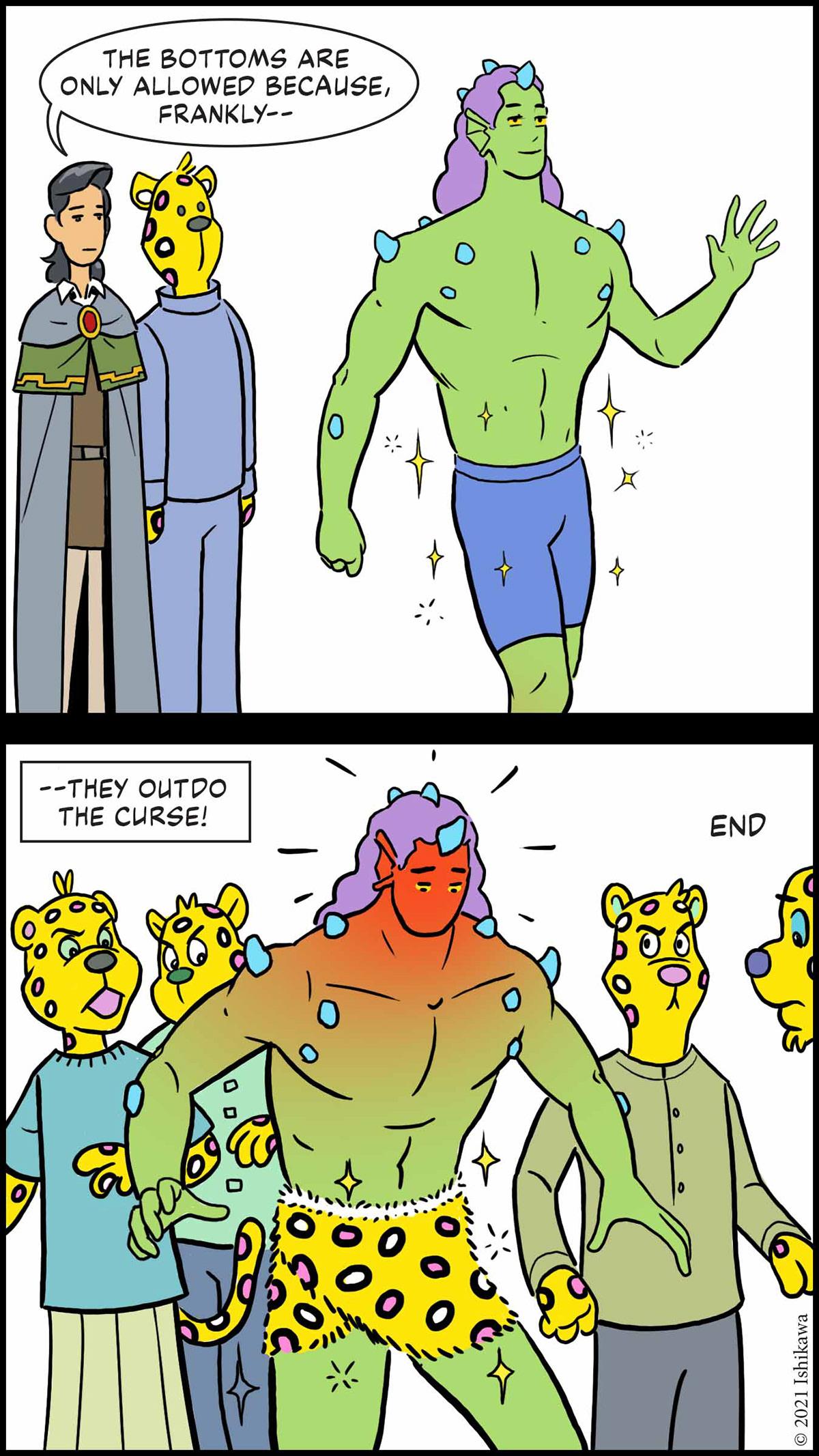 comic Gremlin gremlins