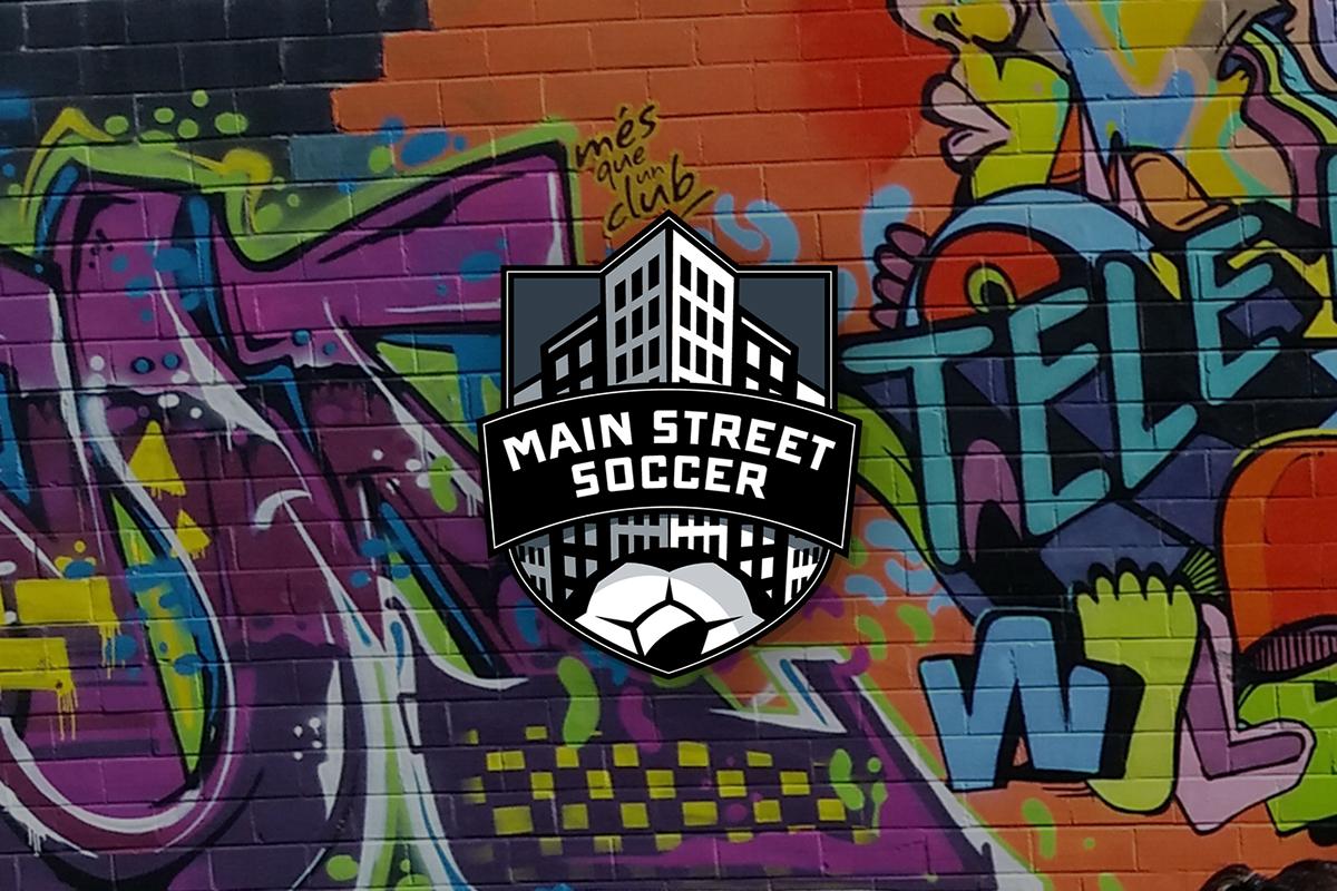 Adobe Portfolio,crest,logo,soccer,sports,branding