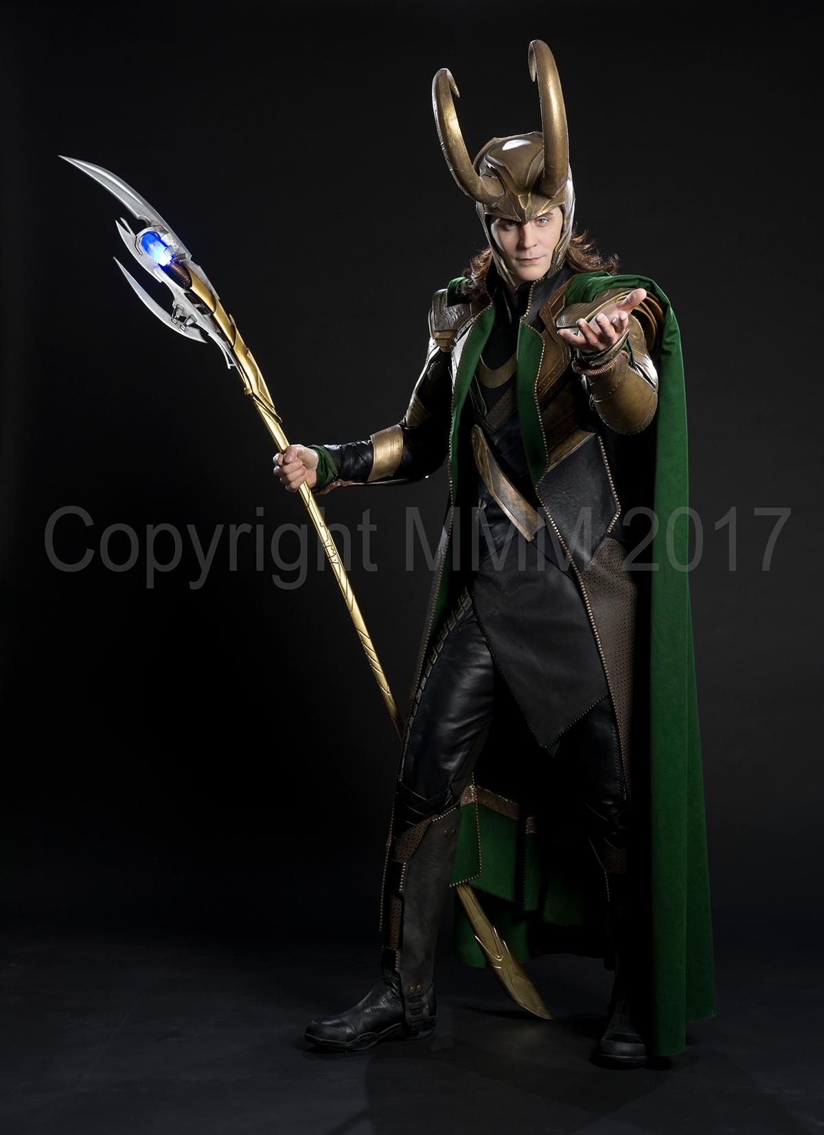 Lokis Zepter