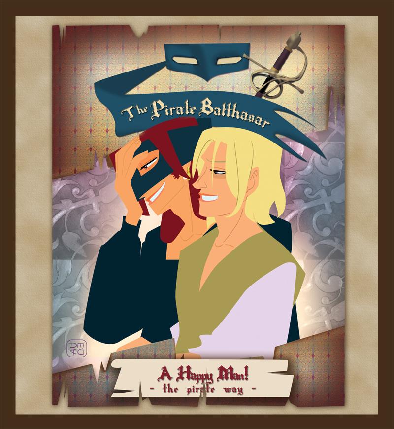 comic pirates romance Slice of life historical Women Studies Webcomic