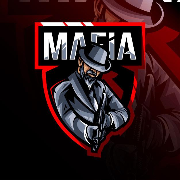Gangster Mafia Mascot Logo Design on Behance