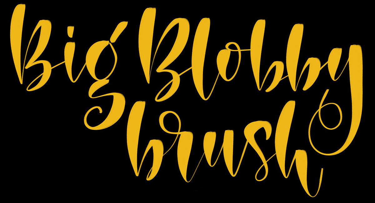 Free Procreate Brushes: a stockpile of all my freebies! on Behance