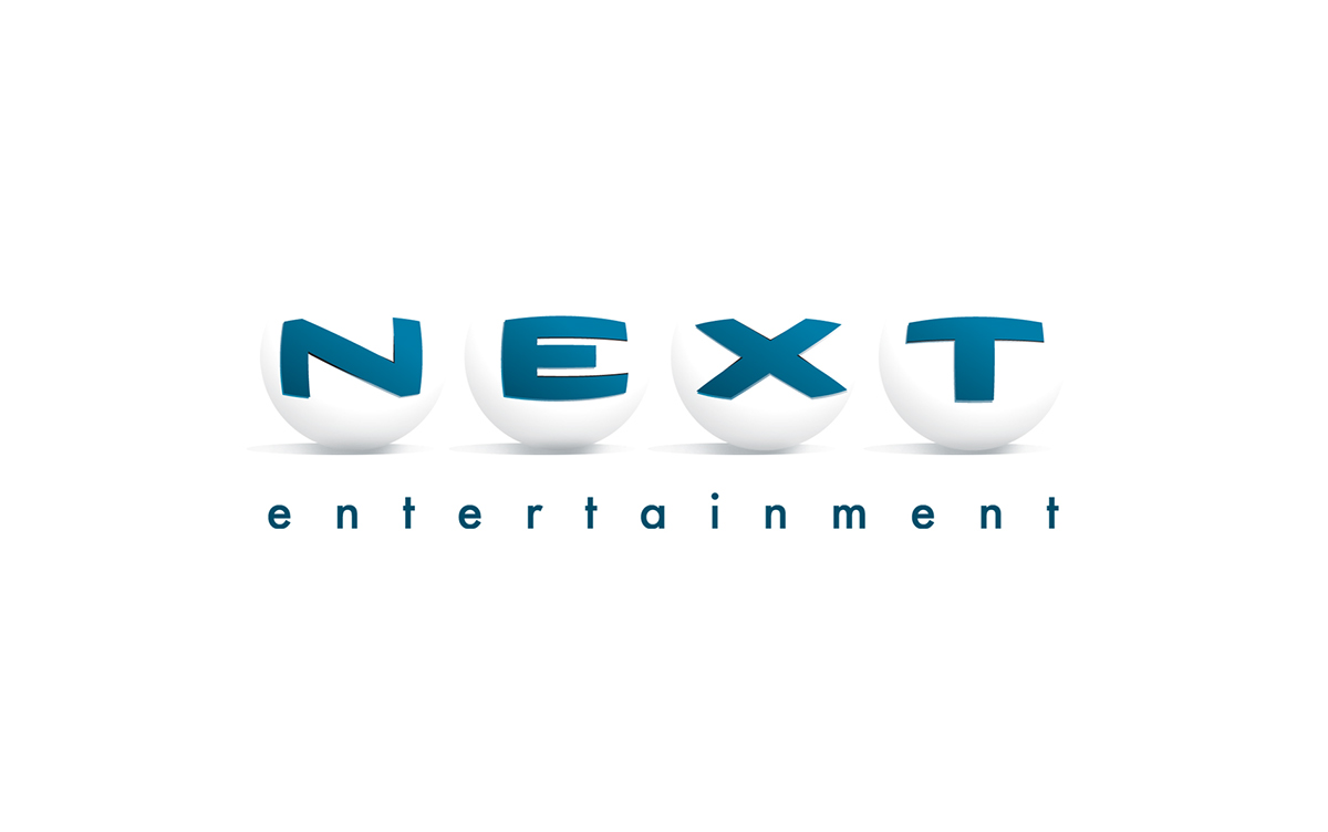 next entertainment logo on behance
