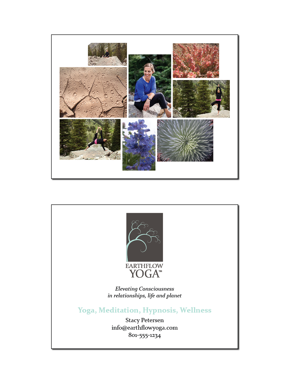 Yoga fractal