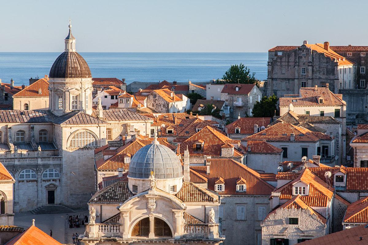 Adobe Portfolio Travel places Scenes