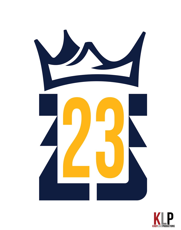 d790aca6823 Lebron James Logo (Rebranding Concept) on Behance