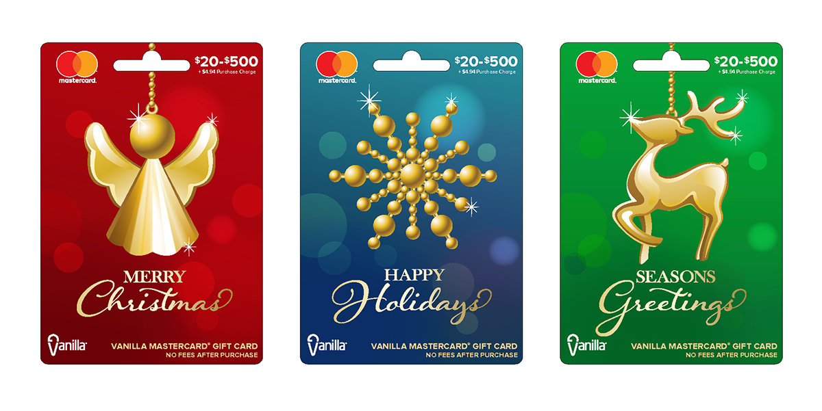 Gift Cards on Behance