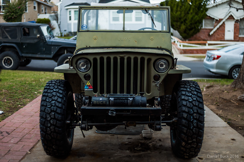 46 Willys Jeep Turbo sel on Behance