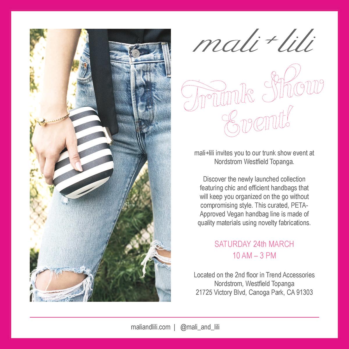 Invitation Design Fashion Events On Student Show