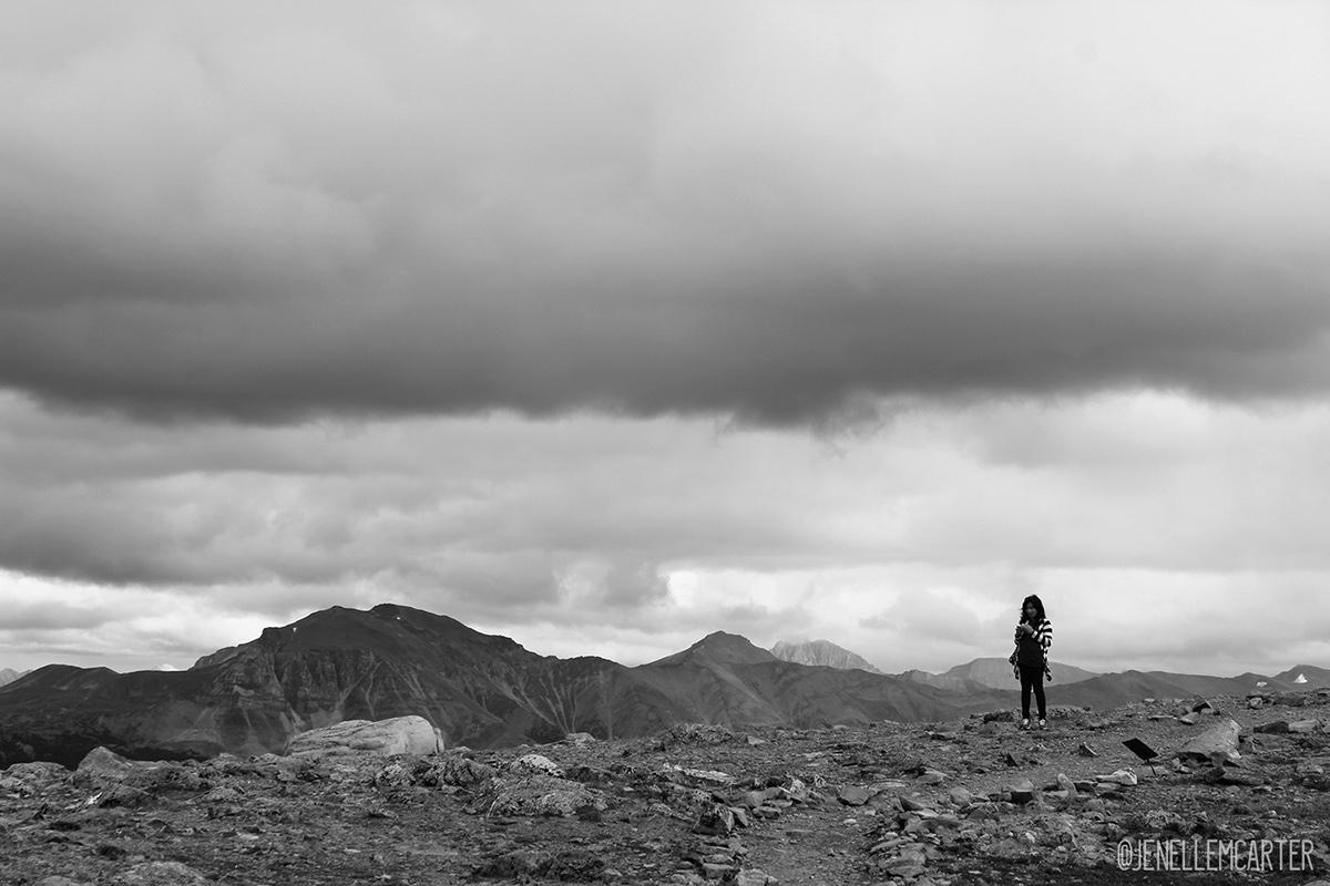 black and white landscapes people vérité unaccompanied