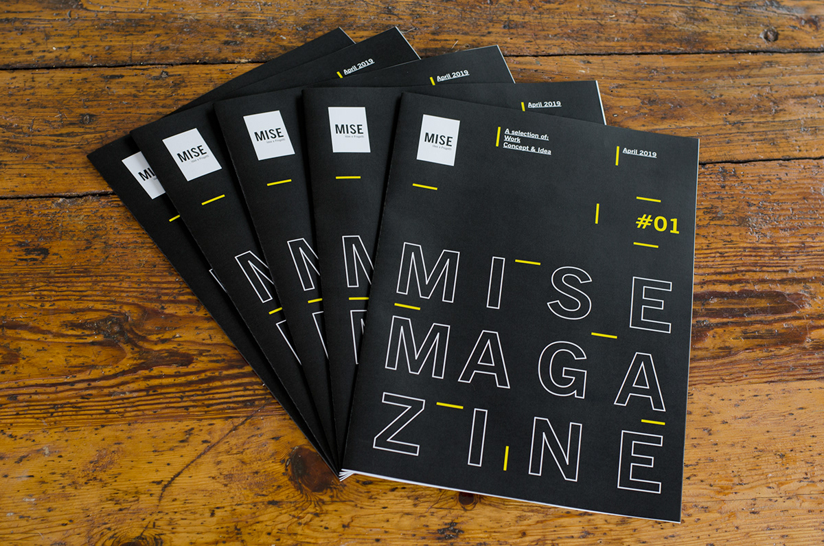 mag magazine graphicdesign graphic outline Catalogue