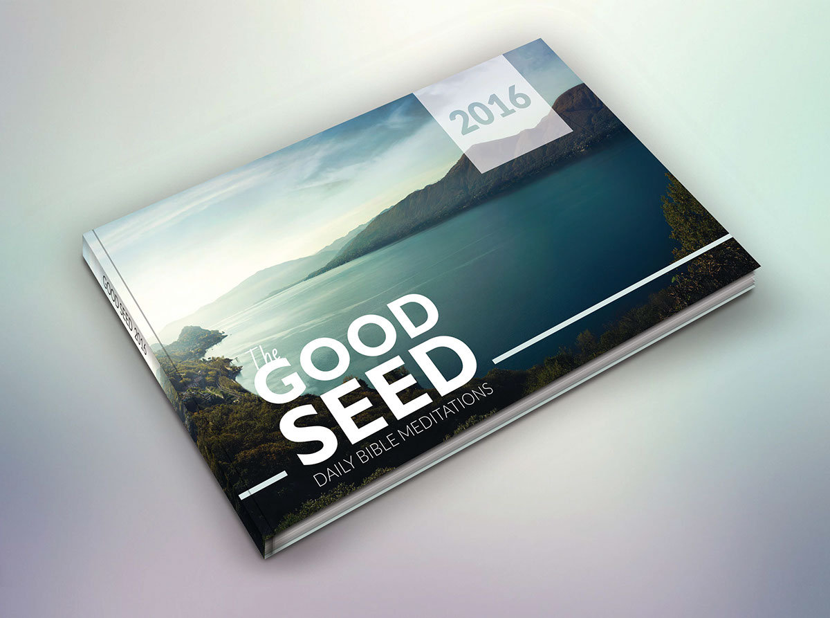 good seed book print design cover design book cover