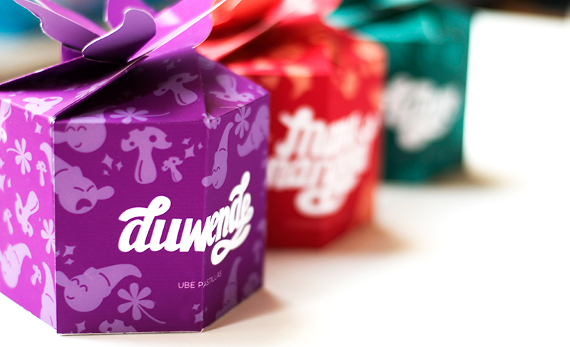 candy packaging packaging design Handlettering package design  philippine candy