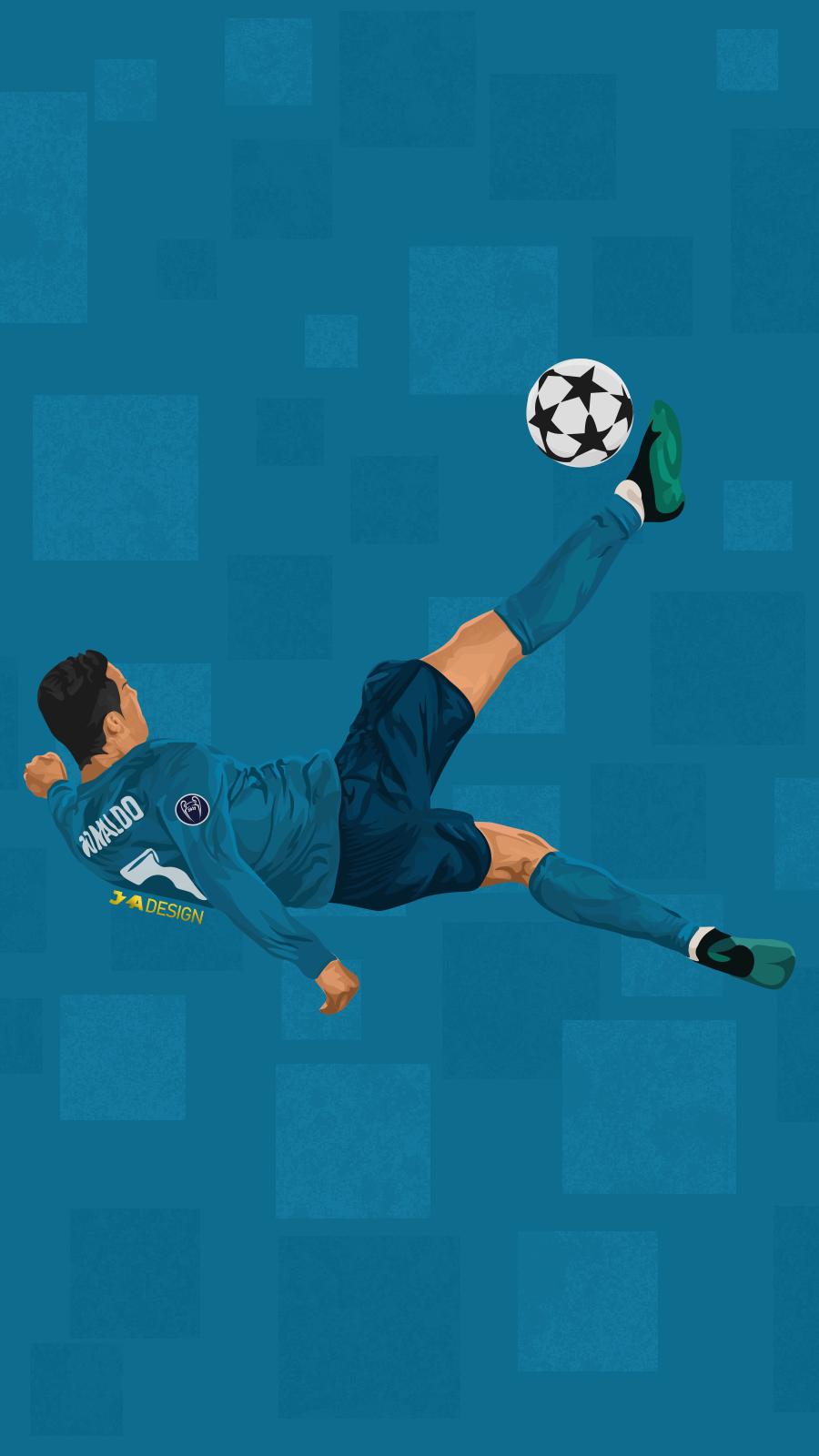 Cristiano Ronaldo Overhead Kick Vs Juventus On Behance