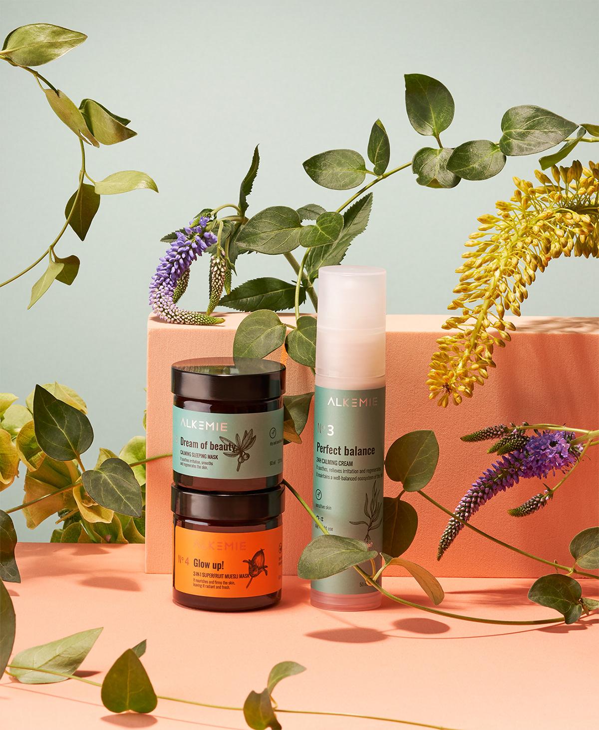 Flower Garden For Label Magazine On Behance
