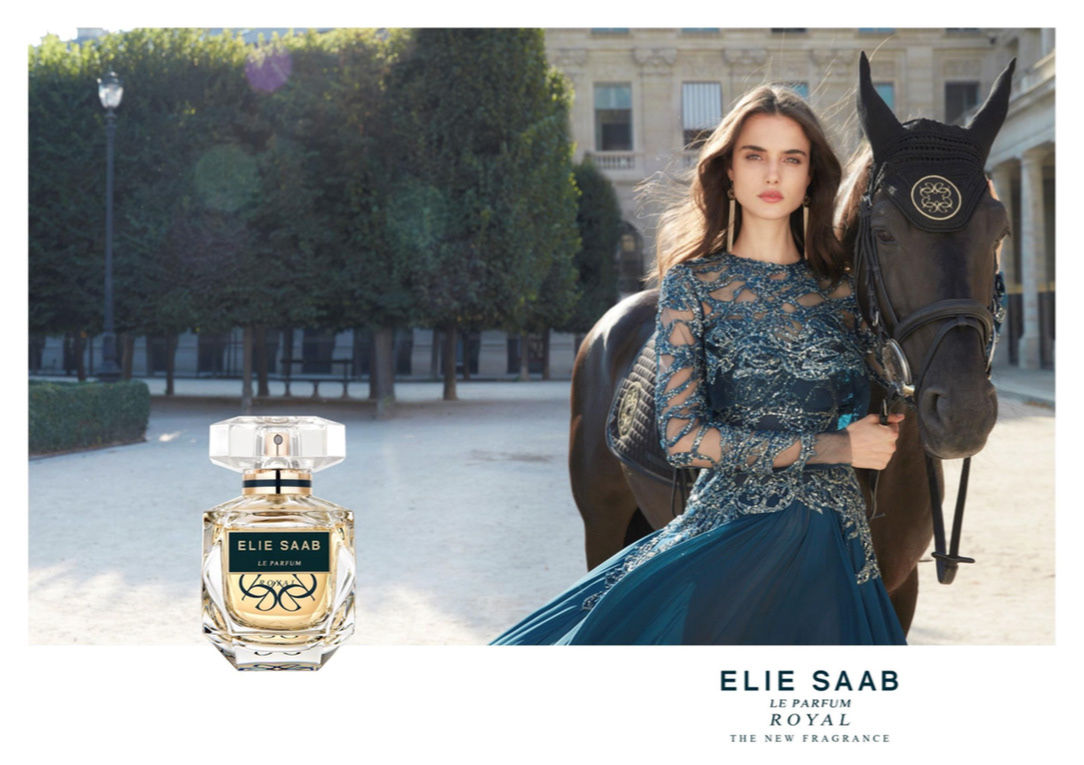 Elie Saab Parfum Royal on Behance
