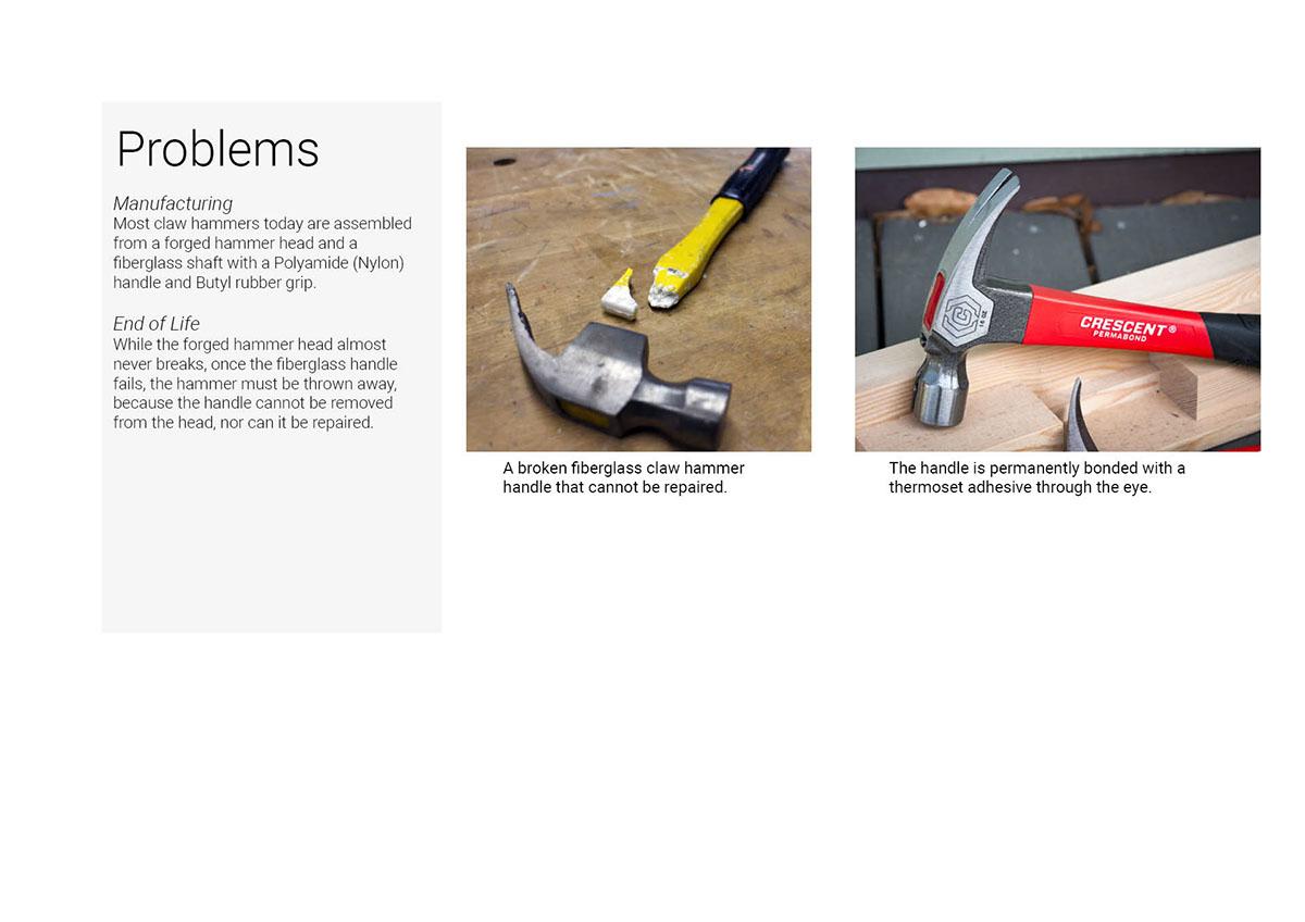 Holz Claw Hammer on PhilaU Portfolios