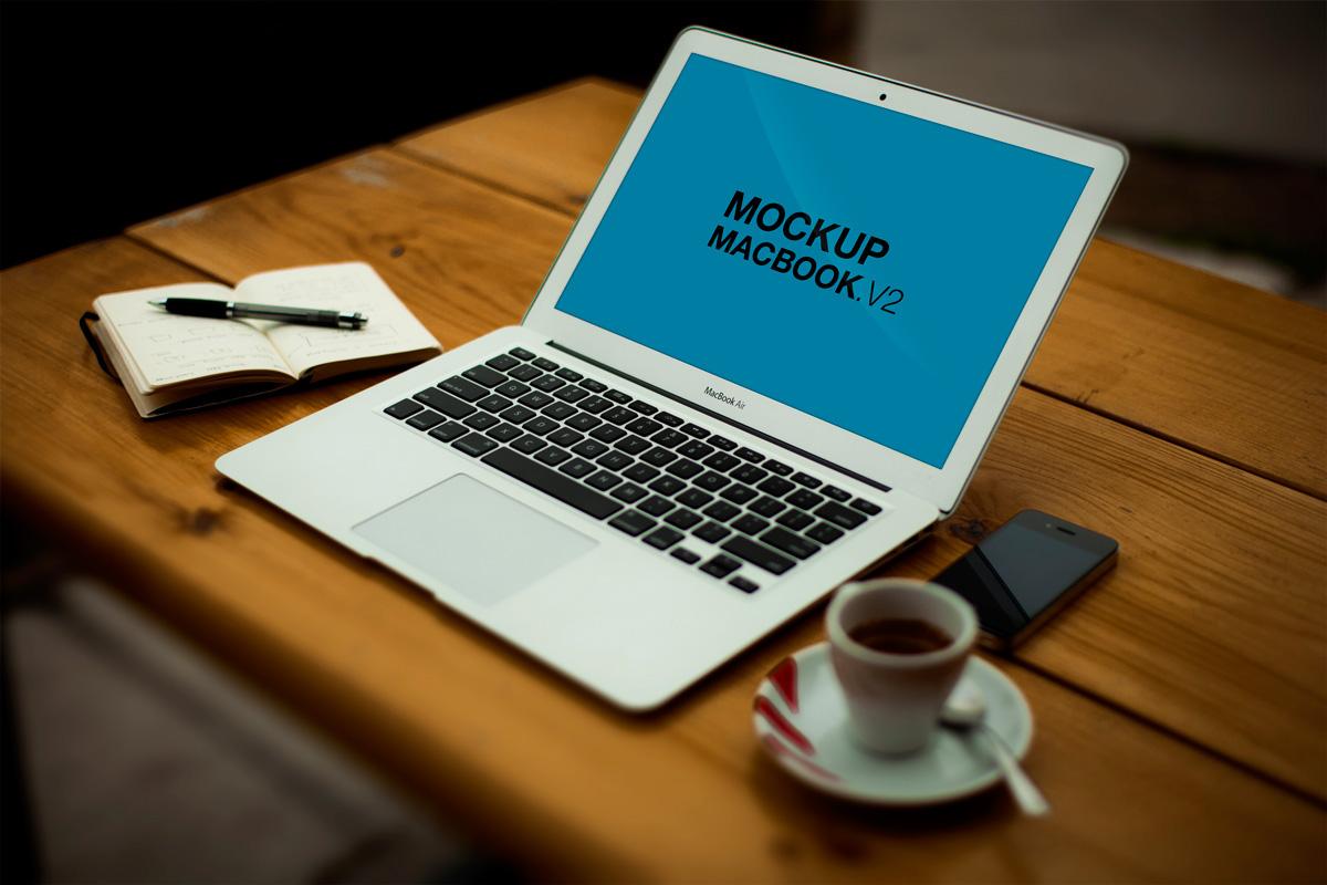 Mockup mock up mac book apple free dowload