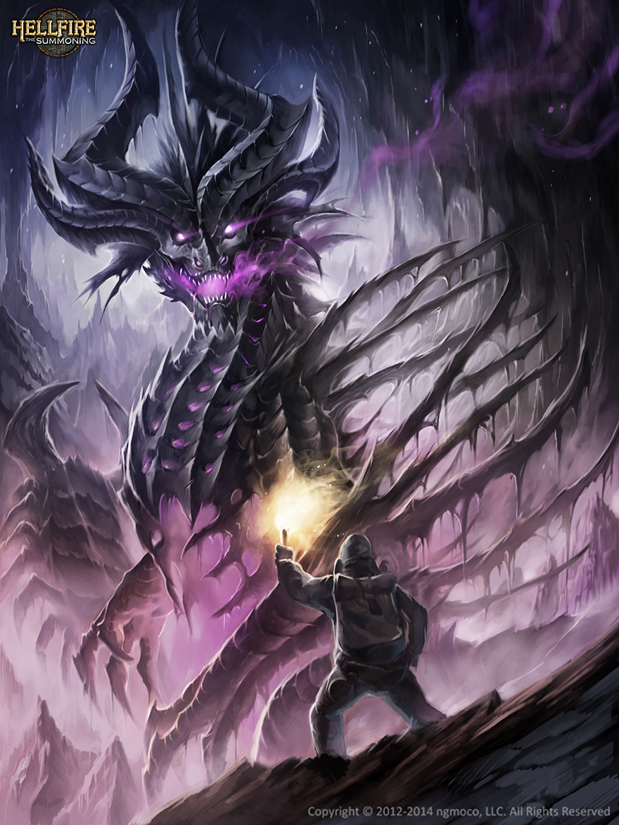 dark zen dragon undead - photo #26