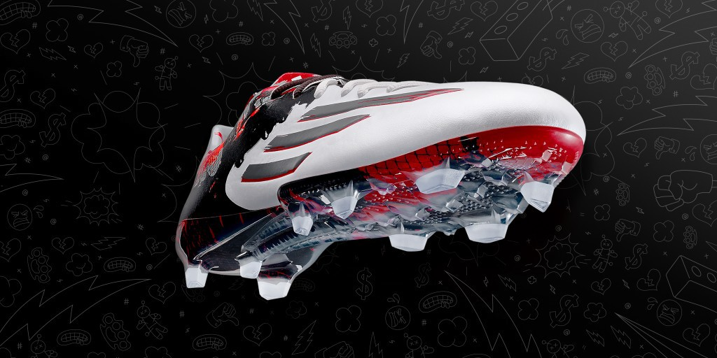 d203a72379fe0 Lionel Messi • Adidas Boots by Nacho Valentini on Behance