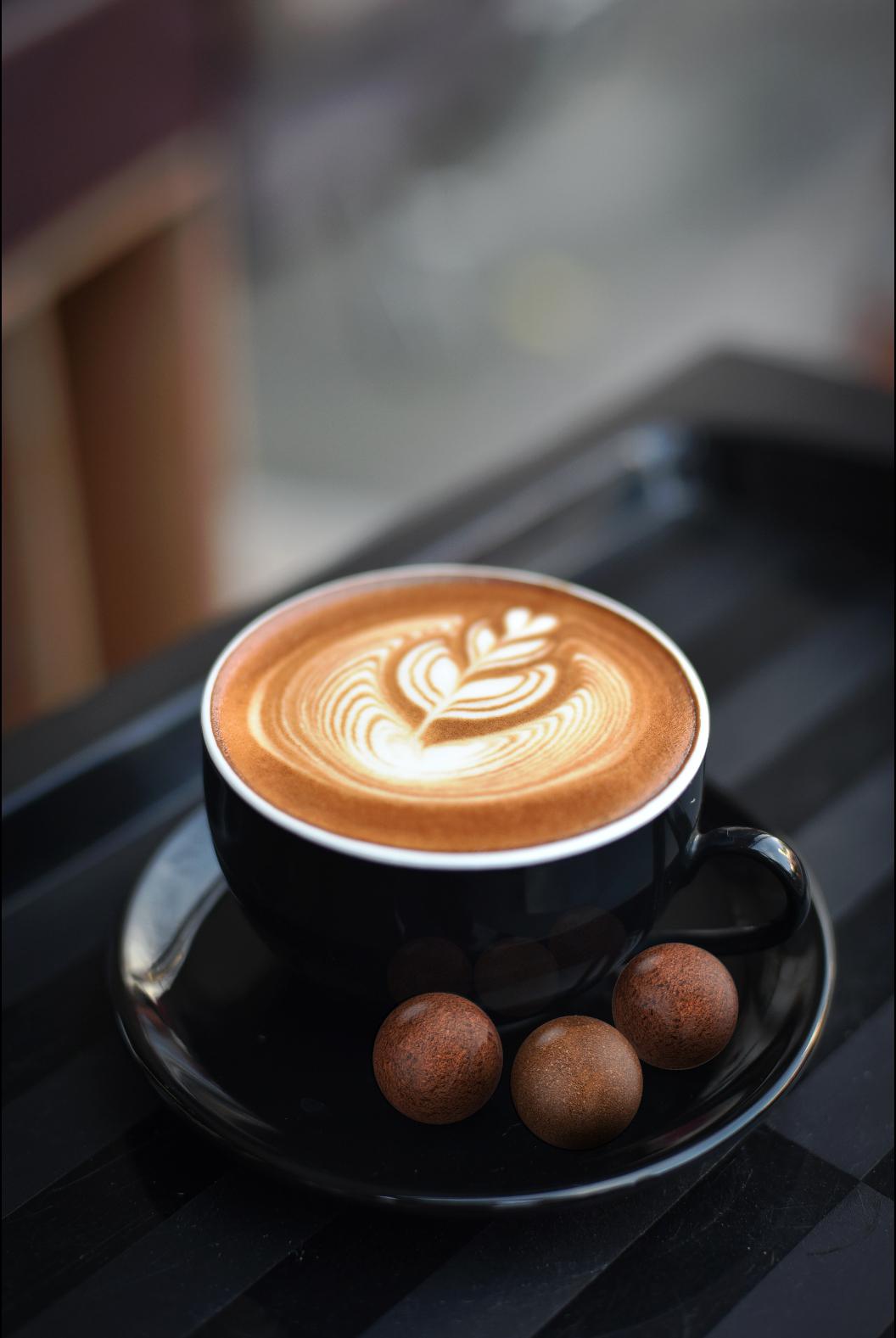 Coffee Capsule ecofriendly wasteless Food Innovation  coffee innovation Coffee coffeemaker Nespresso keurig singapore
