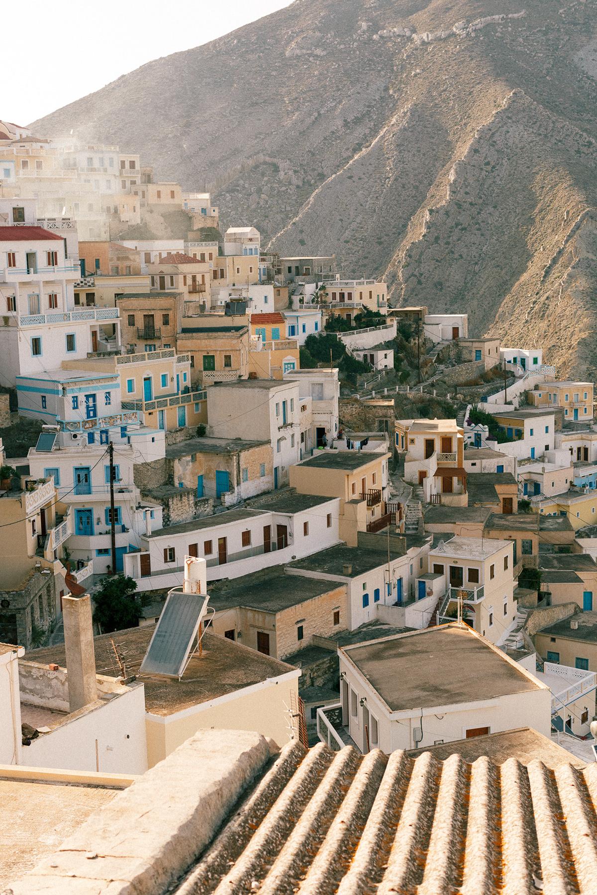 Island Greece Travel Karpathos
