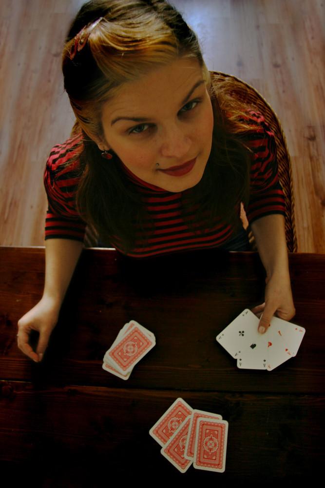 analogue photography portrait game gamble