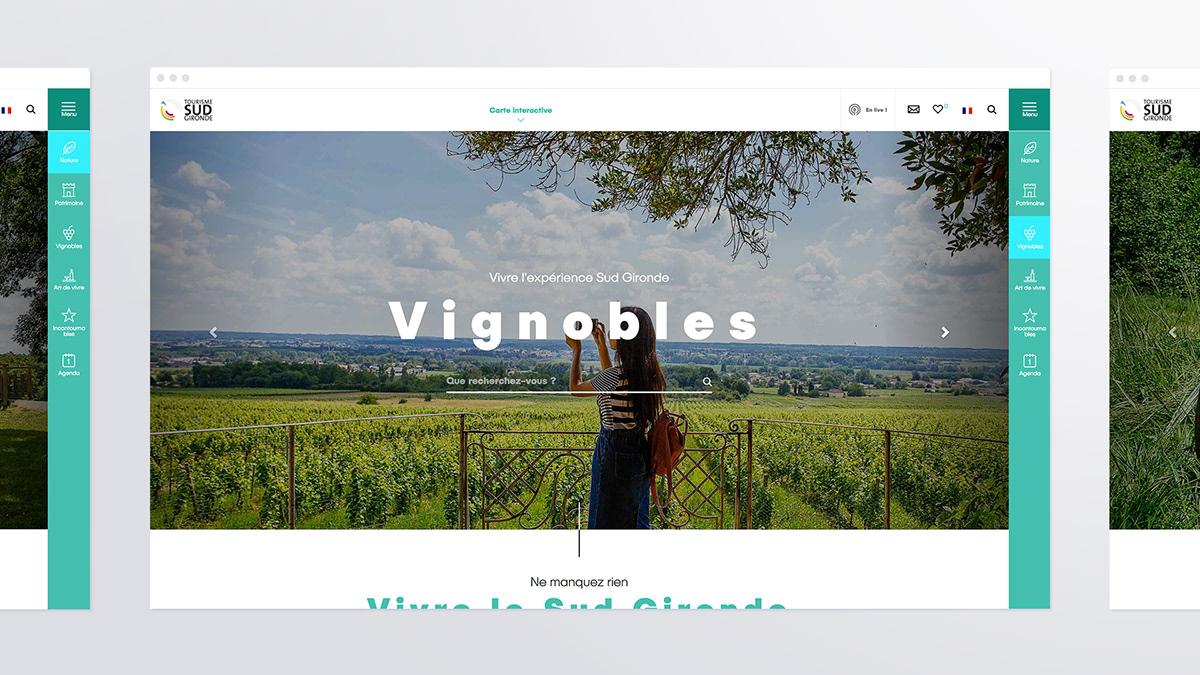 Tourisme aquitaine vacances territoire destination gironde Balade culture