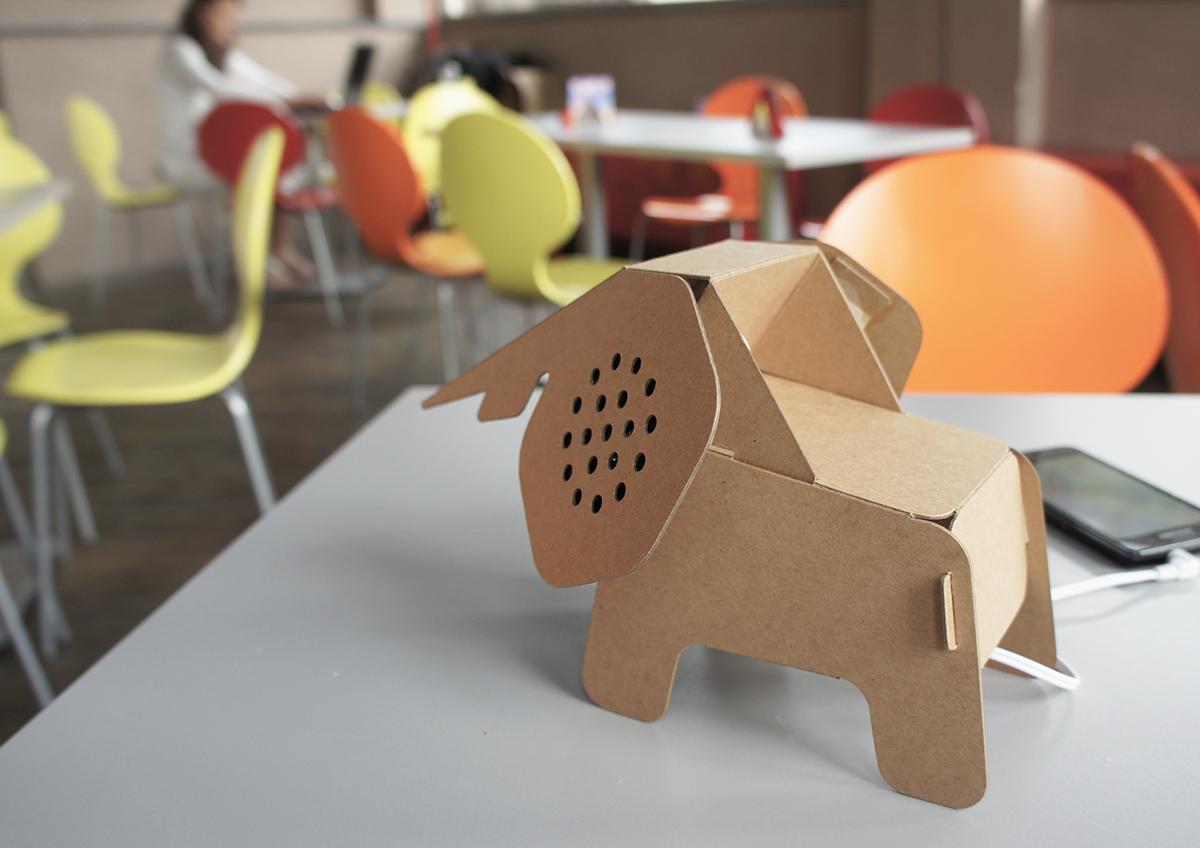 Как сделать из обычного картона дизайнерский