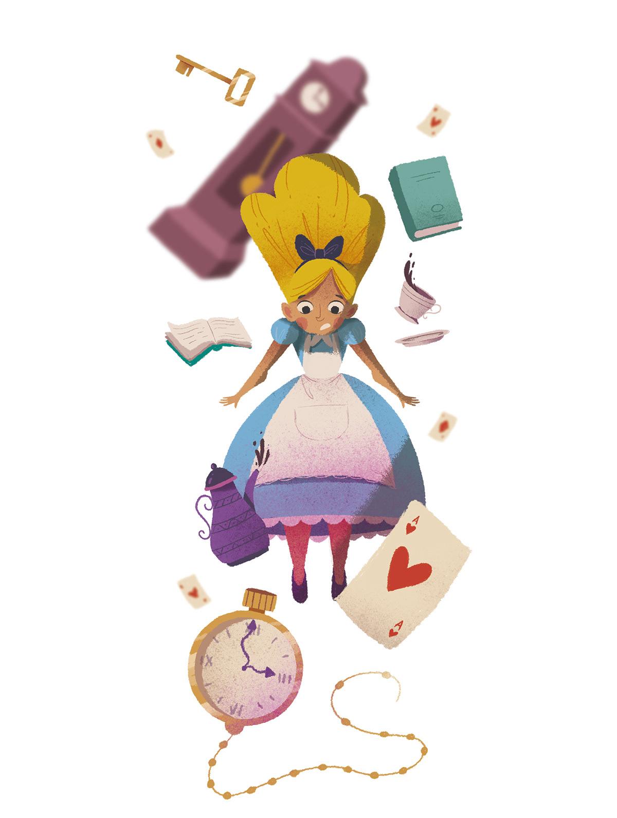 Image may contain: cartoon and clock