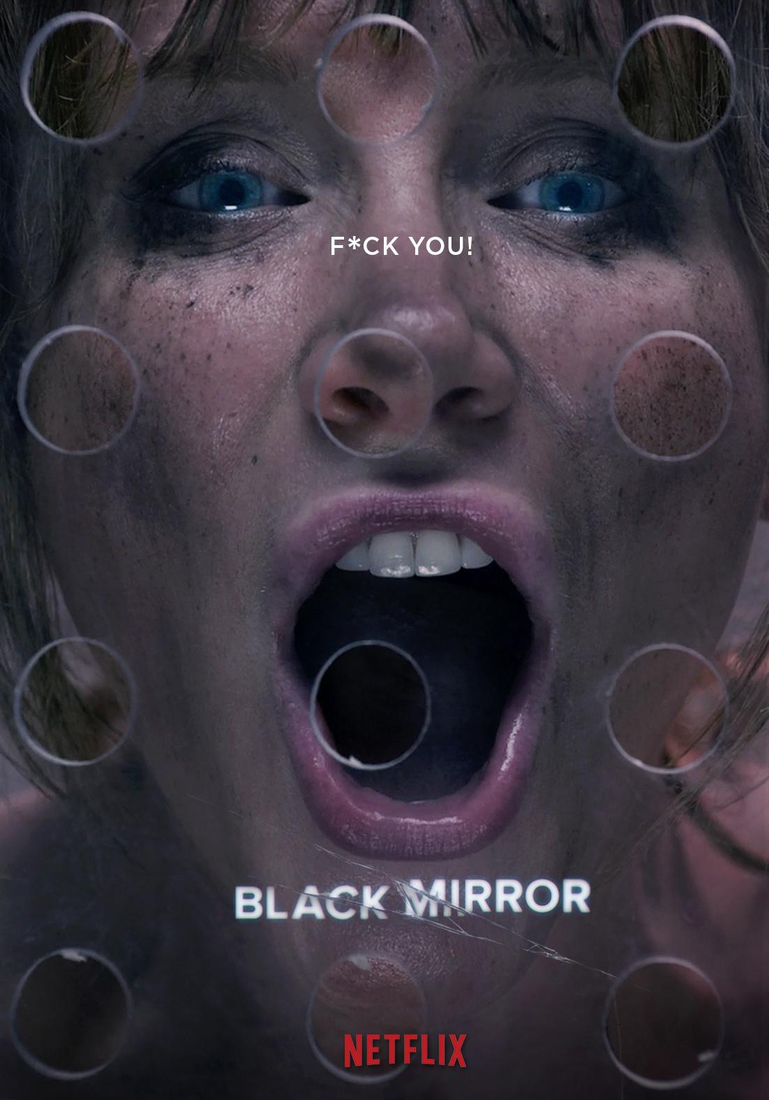Black mirror season 3 on behance for Black mirror