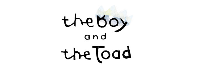 the boy the toad