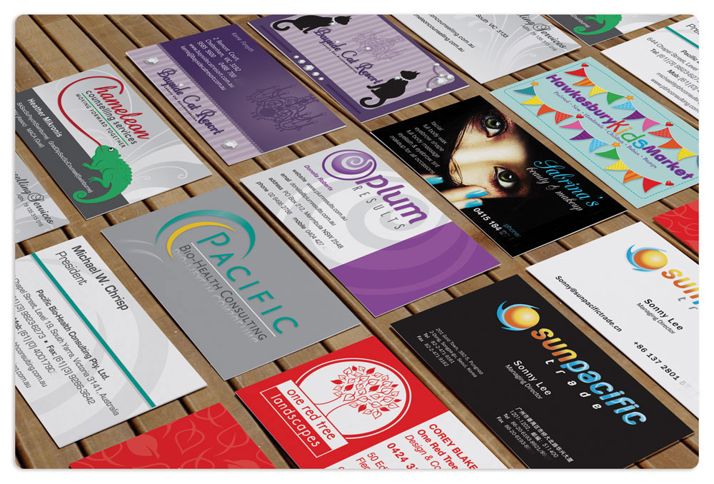Angela Silani: Graphic Designer - Business Cards