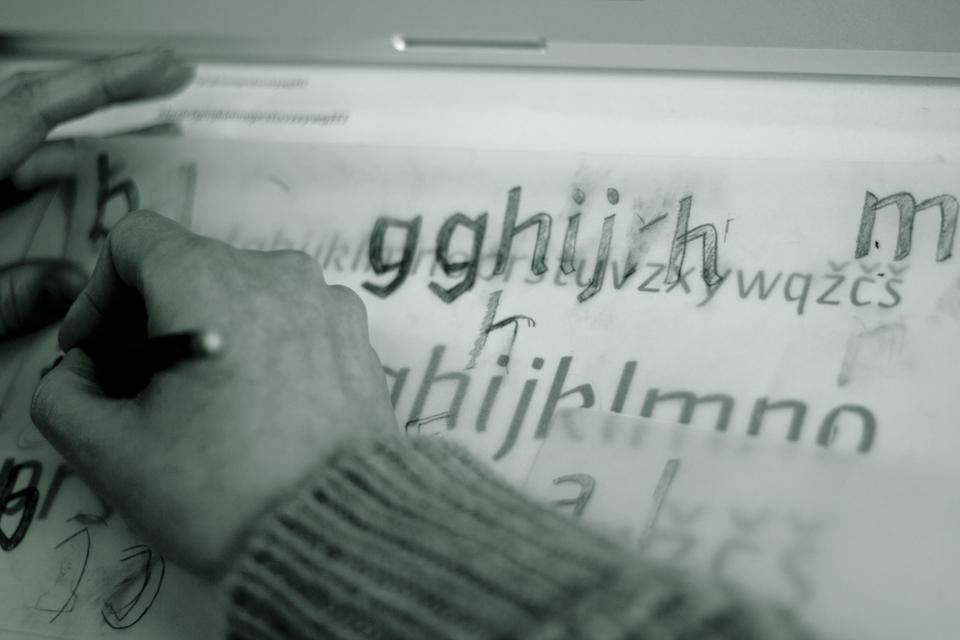 type Typeface Workshop slovenia ljubljana Event type design poster press Printing festival International romania austria finland letter