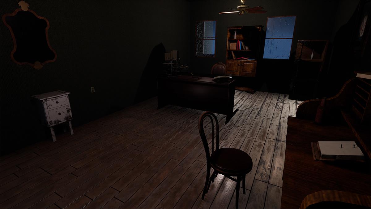 Game Environment Design On Sva Portfolios