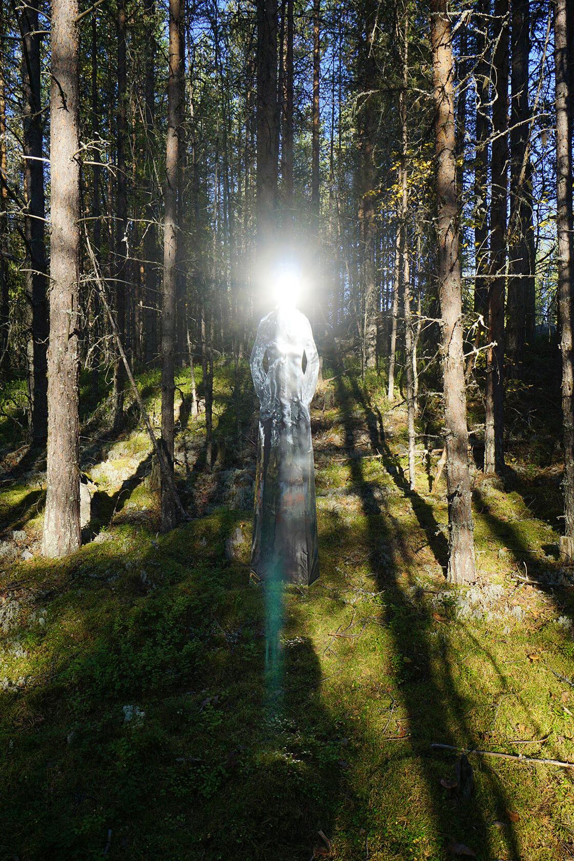 contemporaryart art photoart light mirror