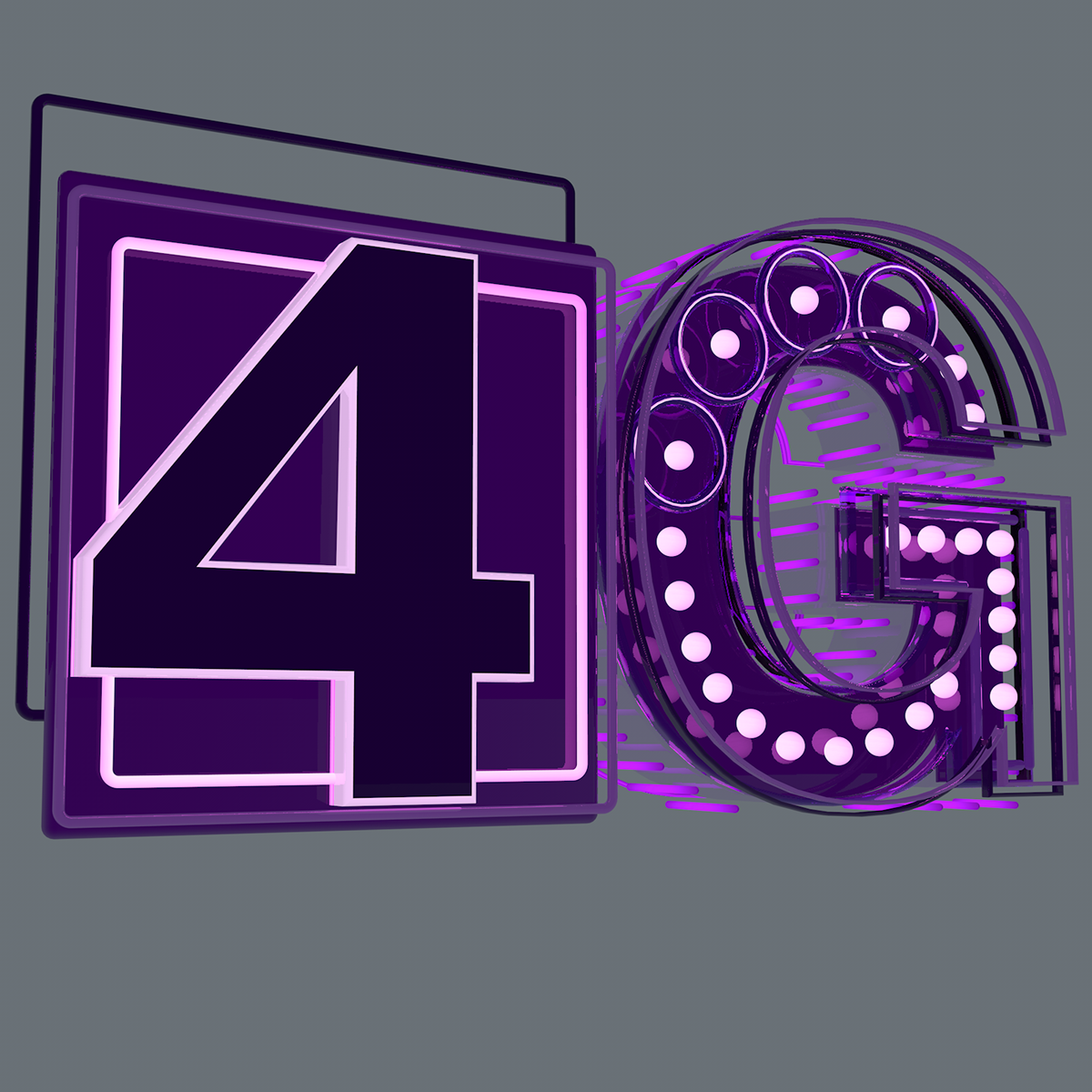 Digital Art  Logo Design 3D Graphics