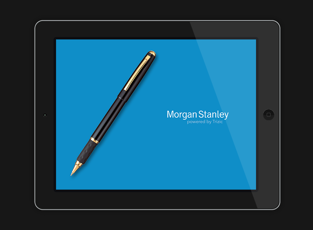 Morgan Stanley Financial on Behance