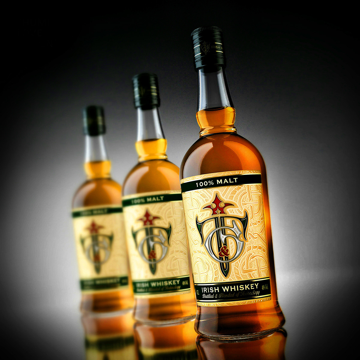 Whiskey label design labeling Sumilov shumilov shumi shumilovedesign shumi love design