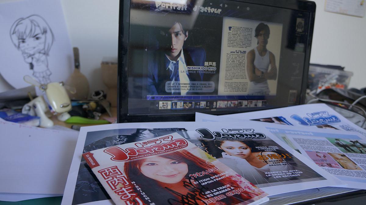 Editorial Jdorama Webzine On Behance