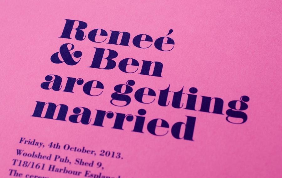 poster Invitation print