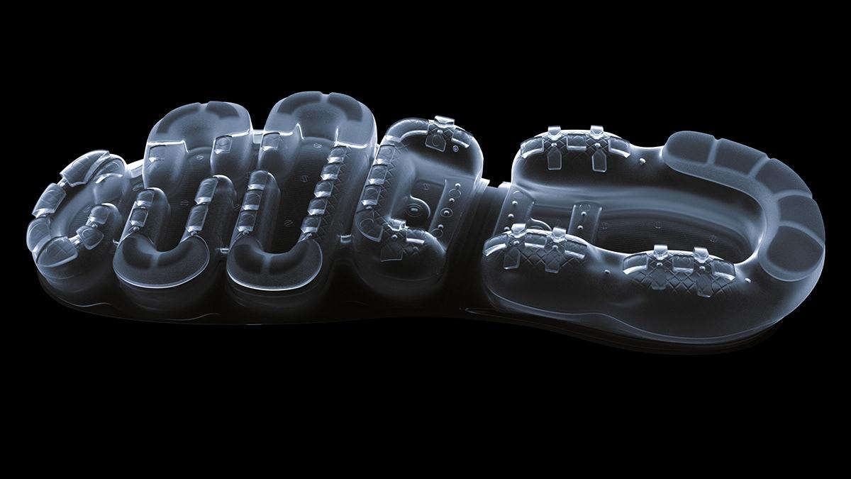 shoe footwear Nike design industrial design  product render rendering 3D sneaker