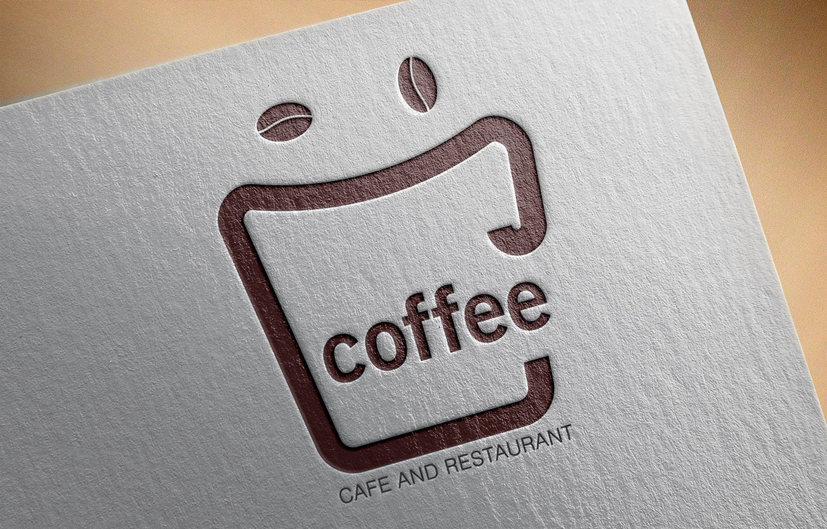 Coffee Cafe And Restaurant Logo Design On Behance