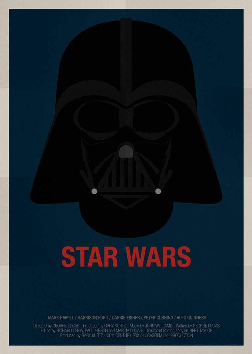 poster movie poster vector vector design star wars V for Vendetta Friday The 13th batman scream